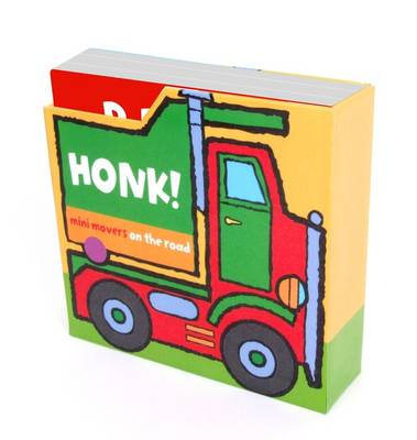 Mini Movers Truck Slipcase