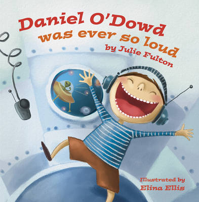 Daniel O'Dowd was ever so loud