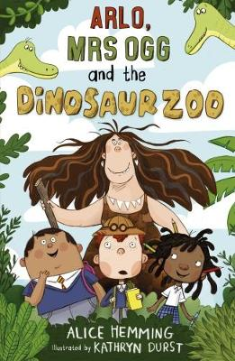 Arlo, Mrs Ogg and the Dinosaur Zoo