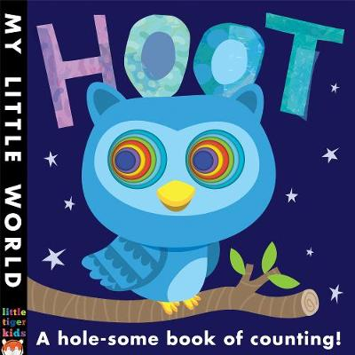 Hoot: A hole-some book of counting