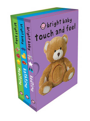 Bright Baby Touch and Feel - Baby Day Slipcase