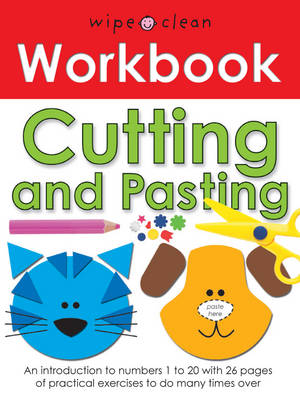 Cutting and Pasting: Wipe Clean Workbooks