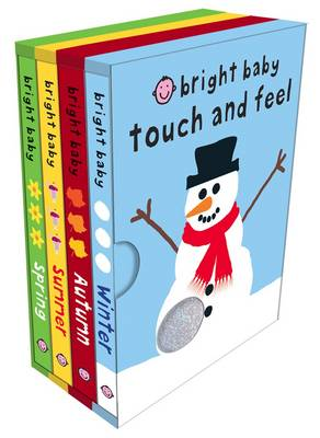 Seasons Slipcase: Bright Baby Touch & Feel