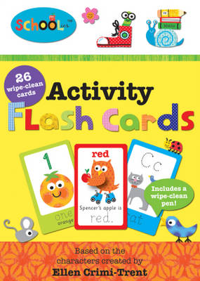 Schoolies Activity Flash Cards: Schoolies