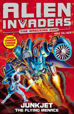 Alien Invaders 7: Junkjet - The Flying Menace