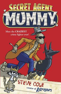 Secret Agent Mummy: Book 1