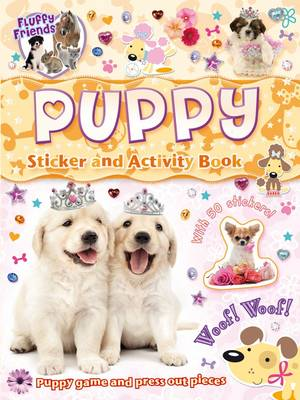 Puppy: Sticker and Activity Book