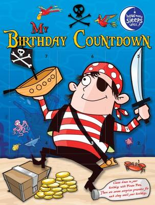 My Birthday Countdown (Boys): A Birthday Activity Pack