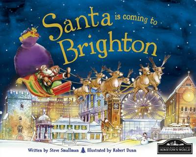 Santa is Coming to Brighton