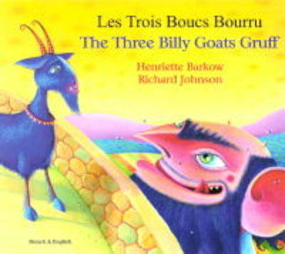 The Three Billy Goats Gruff in Bengali and English