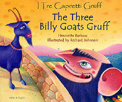 The Three Billy Goats Gruff in Italian and English