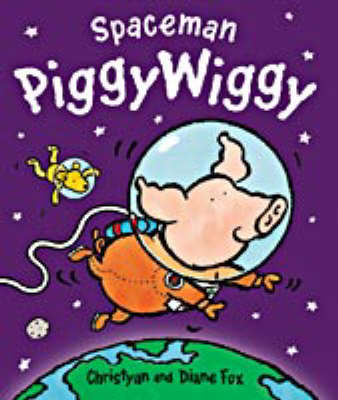 Spaceman PiggyWiggy
