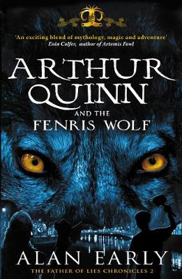 Arthur Quinn and the Fenris Wolf