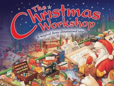 The Christmas Workshops: 3-D Pop-up Book