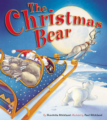 The Christmas Bear