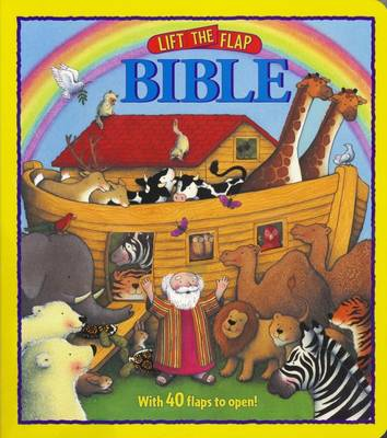 Lift the Flap Bible: Illustrated by Trace Moroney