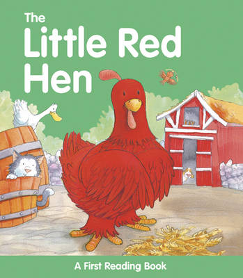 Little Red Hen (giant Size)