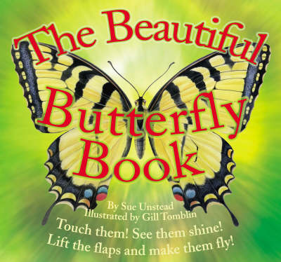 Beautiful Butterfly Book