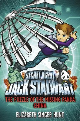 Jack Stalwart: The Puzzle of the Missing Panda: China: Book 7