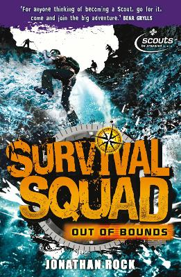 Survival Squad: Out of Bounds: Book 1