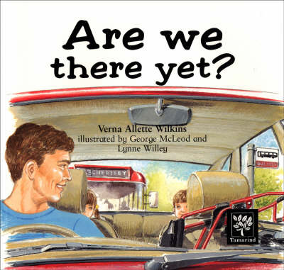 Book Reviews For Are We There Yet By Dan Santat Toppsta