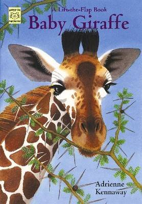 Baby Giraffe: A Lift-the-flap Book