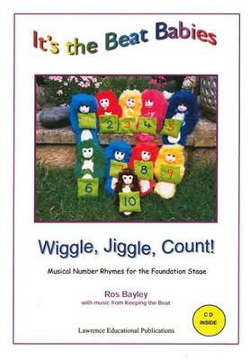 It's the Beat Babies - Wiggle, Jiggle, Count