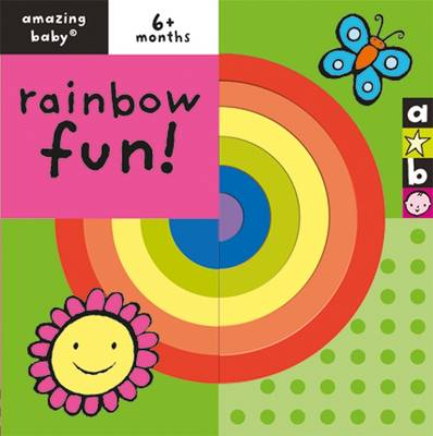 Rainbow Fun: Amazing Baby