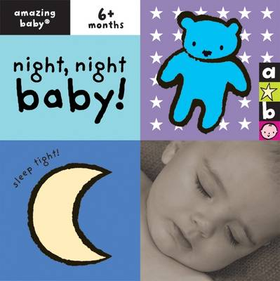 Night Night Cloth Book: Amazing Baby