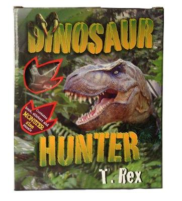 Dinosaur Hunter: T. Rex - Box Set