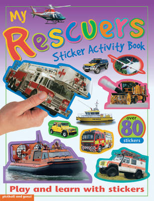 My Rescuers Sticker Activity Book
