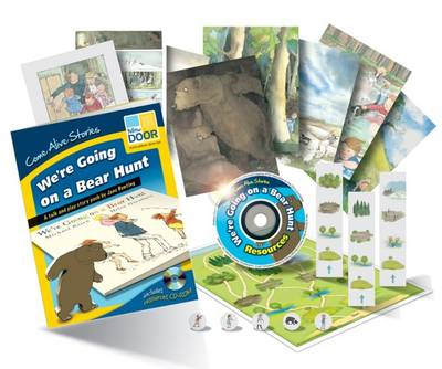 We're Going on a Bear Hunt Talk and Play Story Pack