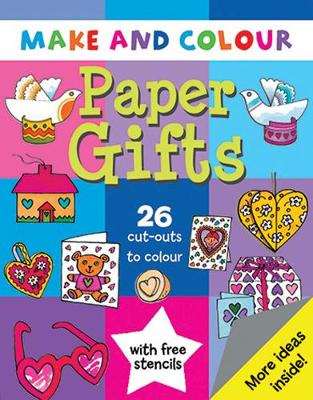 Make and Colour Paper Gifts