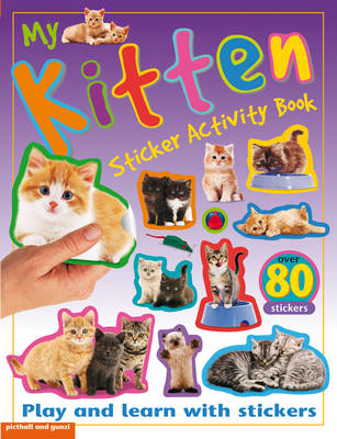 My Kitten Sticker Activity Book