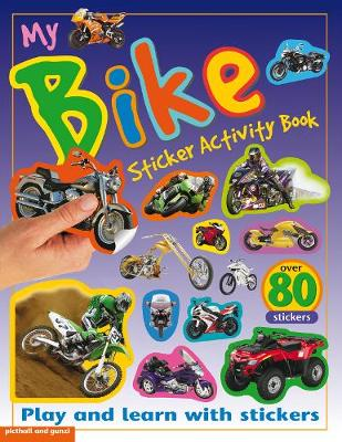 My Bike Sticker Activity Book