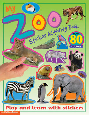 My Zoo Sticker Activity Book