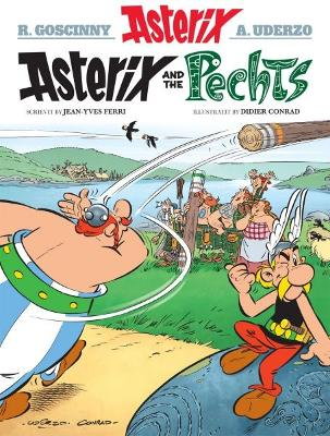 Asterix and the Pechts