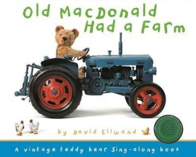 Old MacDonald - Teddy sound book