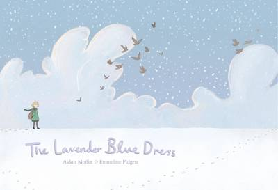 The Lavender Blue Dress
