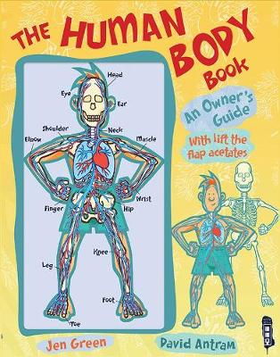 The Human Body Book: An Owner's Guide