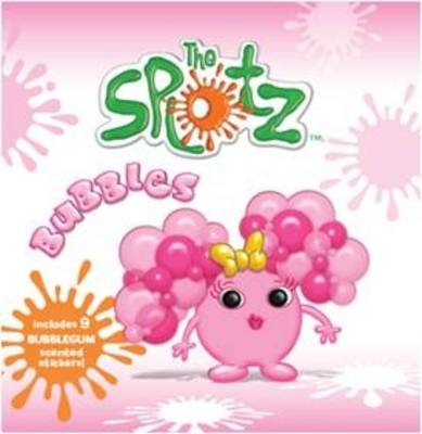 The Splotz - Bubbles: Collectible Storybook with REAL Smells