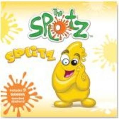 The Splotz - Splitz: Collectible Storybook with REAL Smells