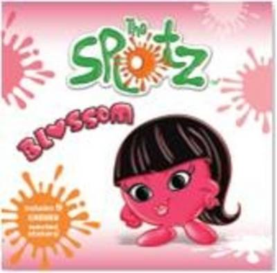 The Splotz - Blossom: Collectible Storybook with REAL Smells