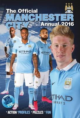The Official Manchester City FC Annual