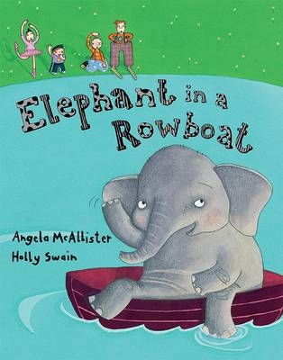 Elephant in a Rowboat