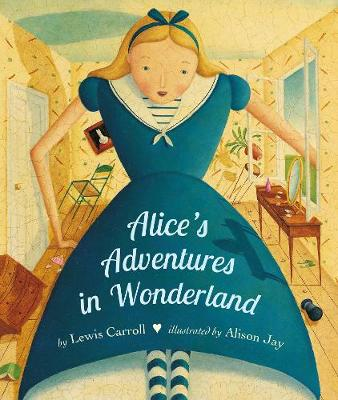 Alice's Adventures in Wonderland Board Book
