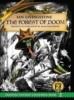The Forest of Doom Colouring Book