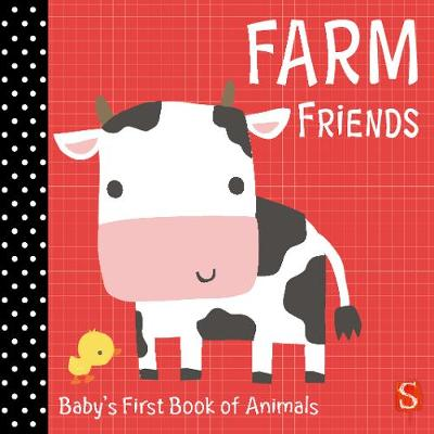Farm Friends: Baby's First Book of Animals