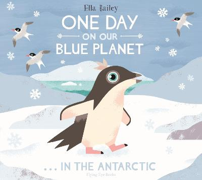 One Day on Our Blue Planet... In the Antarctic