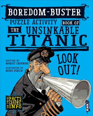Boredom Buster Puzzle Activity Book of The Unsinkable Titanic